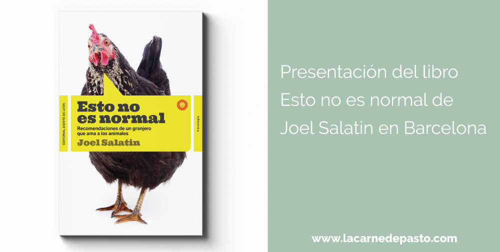 Esto no es normal de Joel Salatin